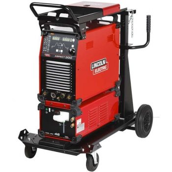 Lincoln Aspect 300 AC/DC TIG/GTAW Welding Machine – Water Cooled Package Gallery Image 0