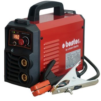 LINCOLN ELECTRIC BESTER 170-ND STICK MMA & LIFT TIG INVERTER WELDING MACHINE Gallery Image 0