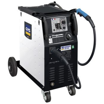 GYS MONOGYS 250 Professional 250Amp MIG Welder with 4 Roll Feed & Automatic Wire Speed Gallery Image 0