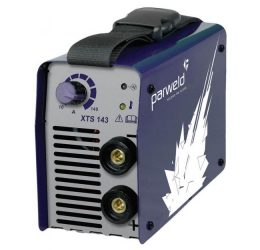 Parweld XTS143 XTS 143 140A MMA Inverter Welder 230v With Arc Leads