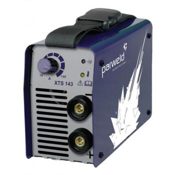 Parweld XTS143 XTS 143 140A MMA Inverter Welder 230v With Arc Leads Gallery Image 0