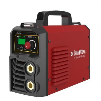 LINCOLN ELECTRIC BESTER 170-ND STICK MMA & LIFT TIG INVERTER WELDING MACHINE Gallery Image 1