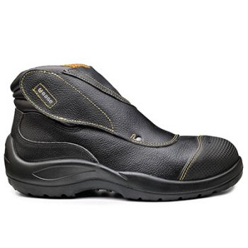 Double Velcro Welder Safety Boot Gallery Image 1