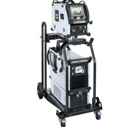 GYS Neopulse 400 G Pulse Synergic Separate Wire Feed MIG Welder – 3 Phase