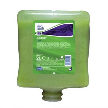DEB Lime Hand Wash Cartridge 2ltr Gallery Image 0