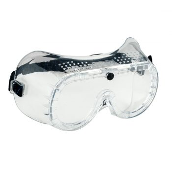 Direct Vent Goggle Clear Gallery Image 0