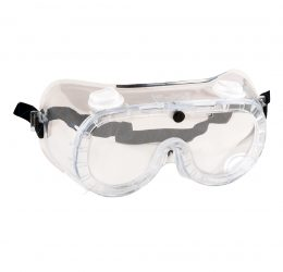 Indirect Vent Goggle Clear