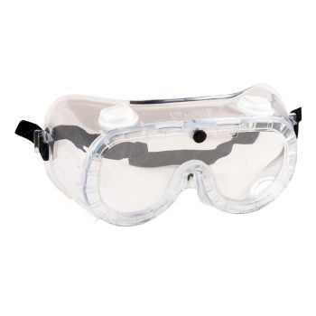 Indirect Vent Goggle Clear Gallery Image 0