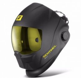 ESAB Sentinel A50 for Air Weld & Grinding Helmet with Shade 5-13 Auto Darkening
